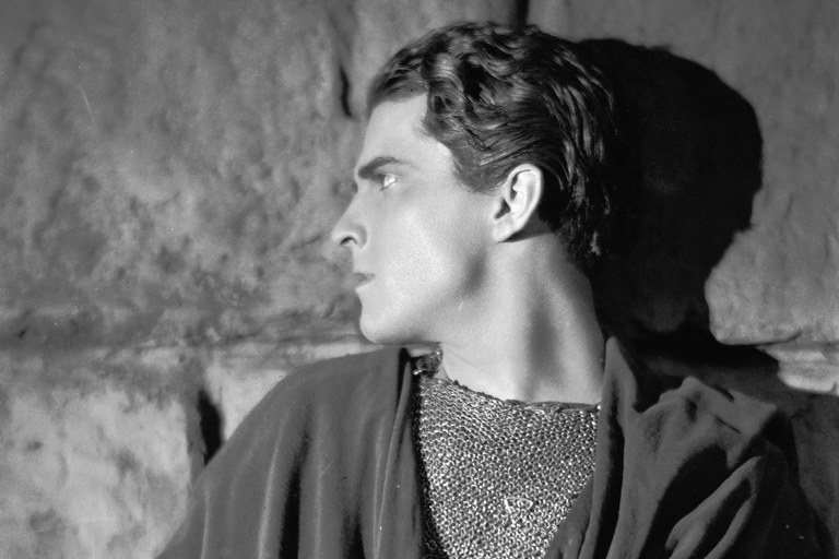 Mexican actor Ramón Novarro, a closeted gay throughout his Hollywood career, played the beleaguered hero of the 1925 Roman historical epic, Ben-Hur.