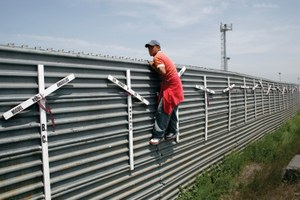Crossing the border gets deadlier