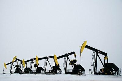 Sandy Gebhards and Sierra Crane-Murdoch on life in the oilfields