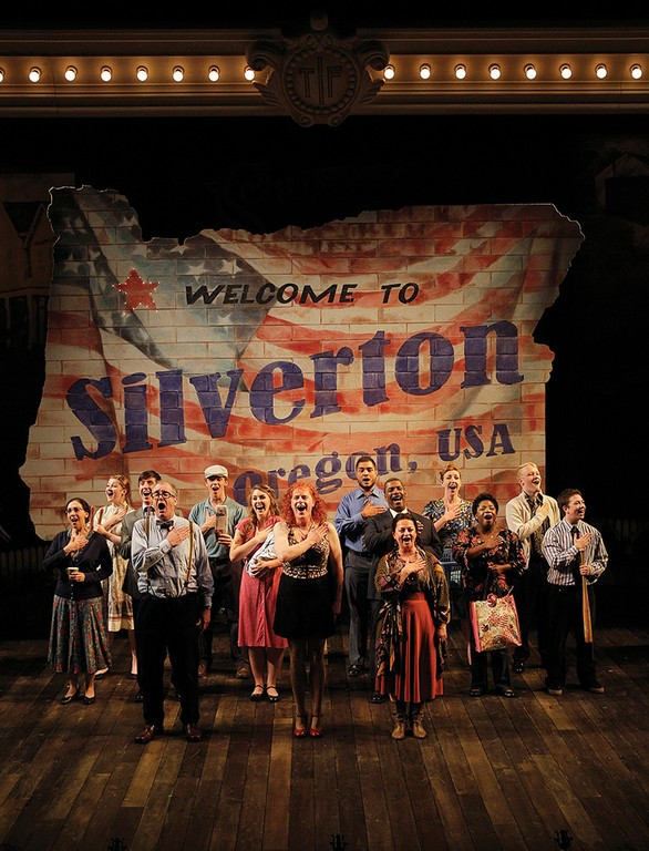 Stu for Silverton, The stage production that depicts Rasmussen's transgender transition.