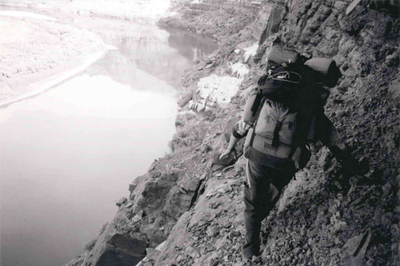 Craig Childs narrates a Canyonlands adventure