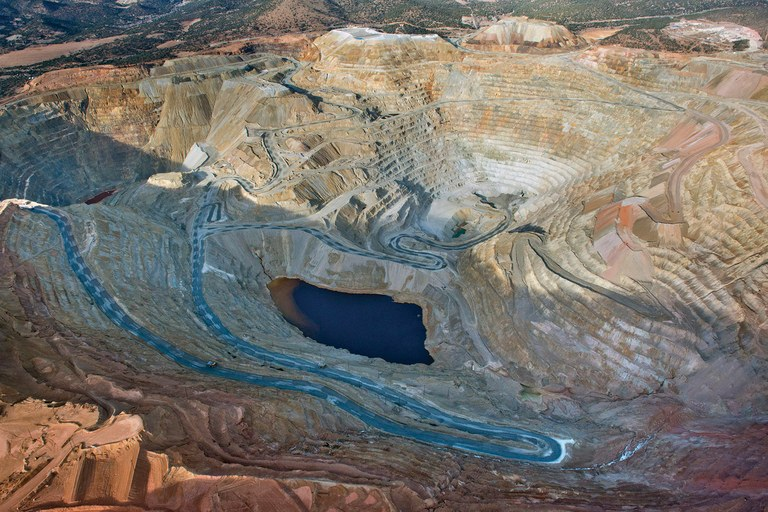 Gov. Susana Martinez's administration has made efforts to revise New Mexico's strict groundwater protection rules in ways that could benefit mines like the El Chino copper mine in Silver City.