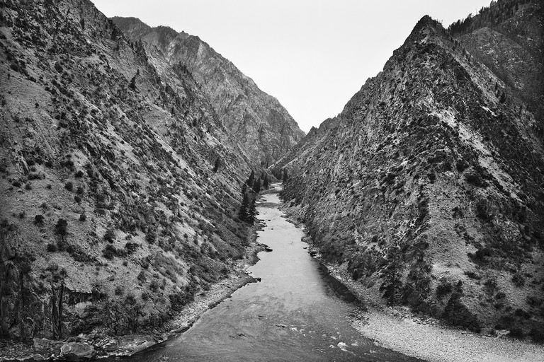 Middle Fork of the Salmon River, Salmon-Challis National Forest, Idaho, 1994.