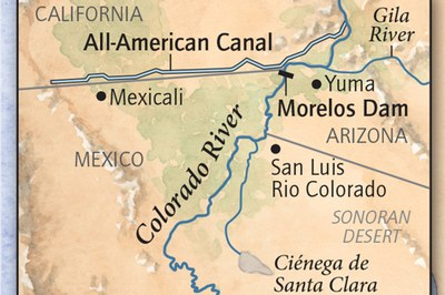 The Colorado River Basin and Delta