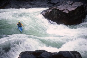 A group of paddlers works to make kayaking legal on Yellowstone's rivers