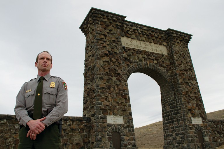 "Yellowstone National Park Chief Ranger Tim Reid opposes opening up the park's rivers for boating. ""Our charter is not to accommodate everything that comes down the pipe,"" he says."