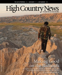 Making Good on the Badlands