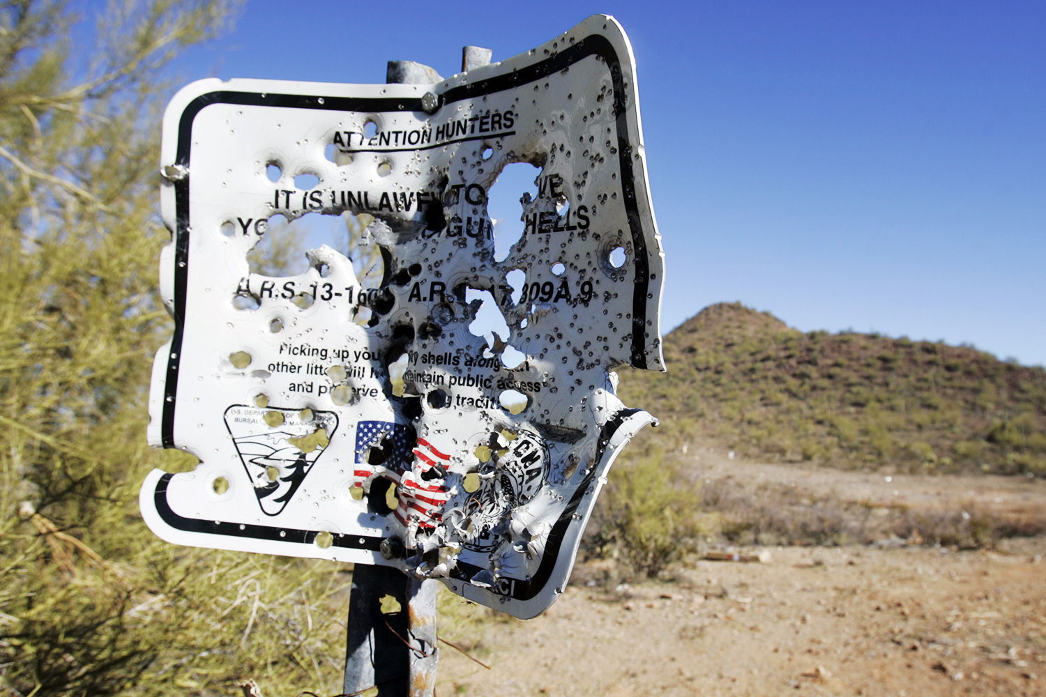 Inside the BLM\'s abrupt decision not to ban shooting in an Arizona ...