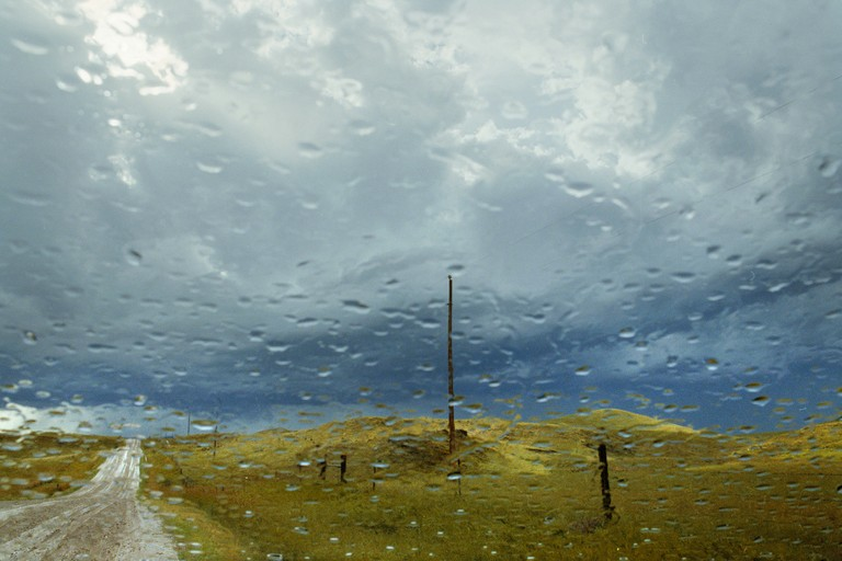 """Storm Light, 2011,"" from My Dakota"