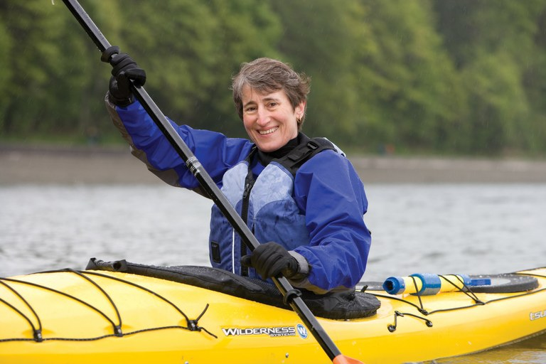 Sally Jewell, REI president and CEO, is President Obam