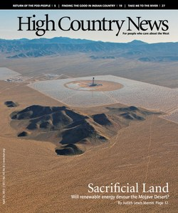 Sacrificial Land
