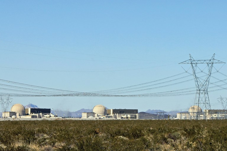 The Palo Verde Nuclear Generating Station west of Phoenix can crank out more megawatts than any power plant in the nation, and the associated Palo Verde/Hassayampa switchyard is the most active electricity trading hub in the West.