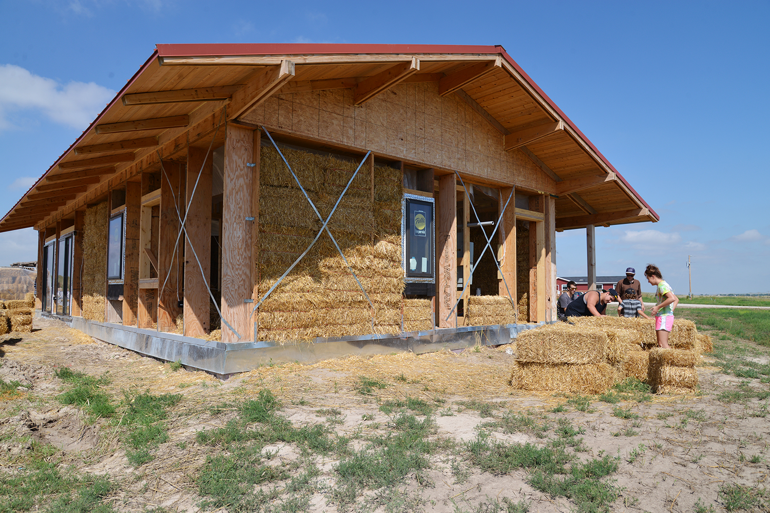 Green Home Building Building Better Homes In Indian Country Building Better