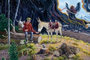 Tainted Revelations: The Art of Bill Ohrmann by Joe Ashbrook Nickell