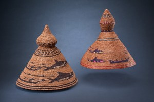 Woven Identities: Basketry Art of Western North America by Valerie K. Verzuh