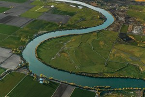 Idaho's sewer system is the Snake River