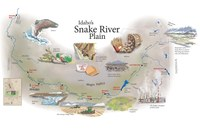 Snake River map