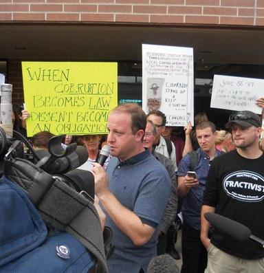 Jared Polis abandons anti-fracking initiatives