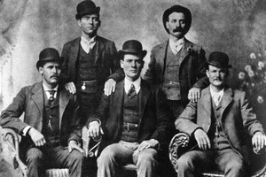 Reinventing the Sundance Kid
