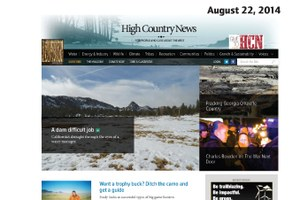 High Country News has a new website!