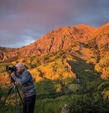 Dear Forest Service: Today's John Muir shoots video