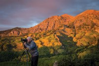 Dear Forest Service: Today's John Muir shoots video