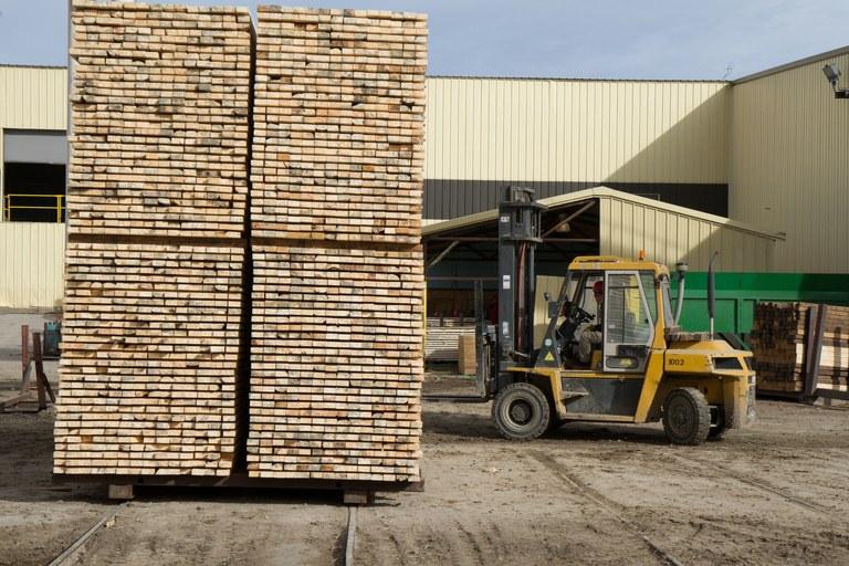 Rocky Mountain sawmills rebound
