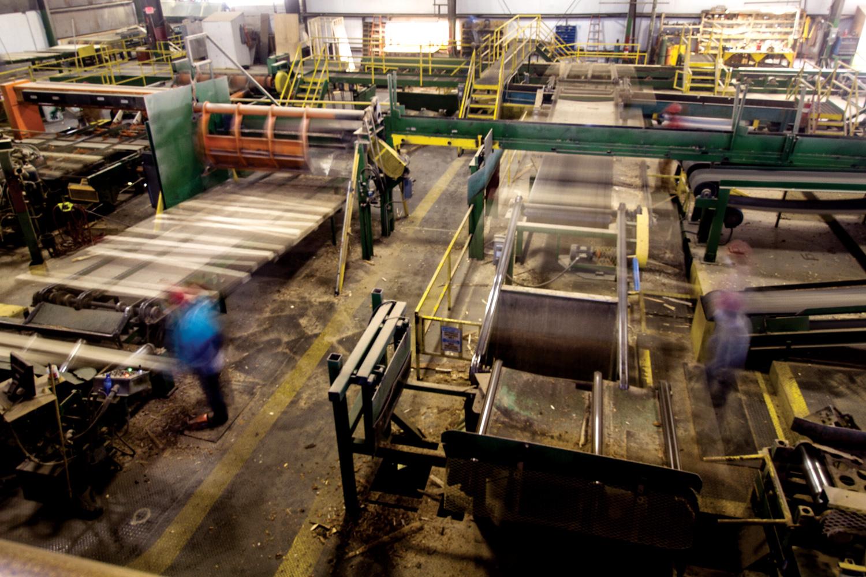 Rocky Mountain Sawmills Rebound Cutting It Close High