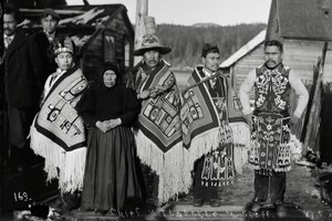 Review: A Russian American Photographer in Tlingit Country: Vincent Soboleff in Alaska