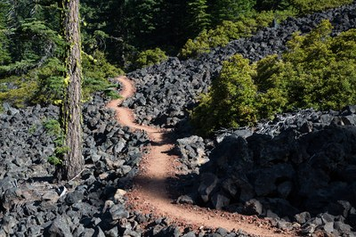 Pacific Crest Trail: A Journey in Photographs by Chris Alexander