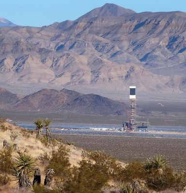 The Latest: Nevada charges renewable energy companies for eco mitigation