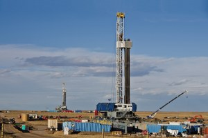 The Latest: New EPA rules for diesel in fracking