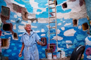 The legend behind Salvation Mountain