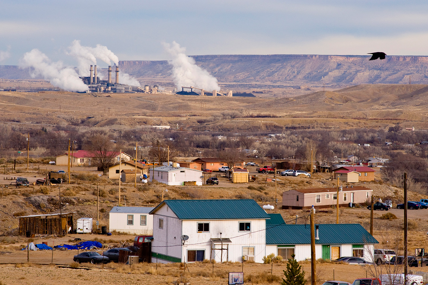 Navajo Nation bets on coal (Betting on coal) — High ...
