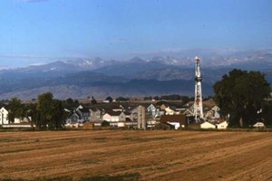 The Latest: Colorado first state to regulate methane emissions