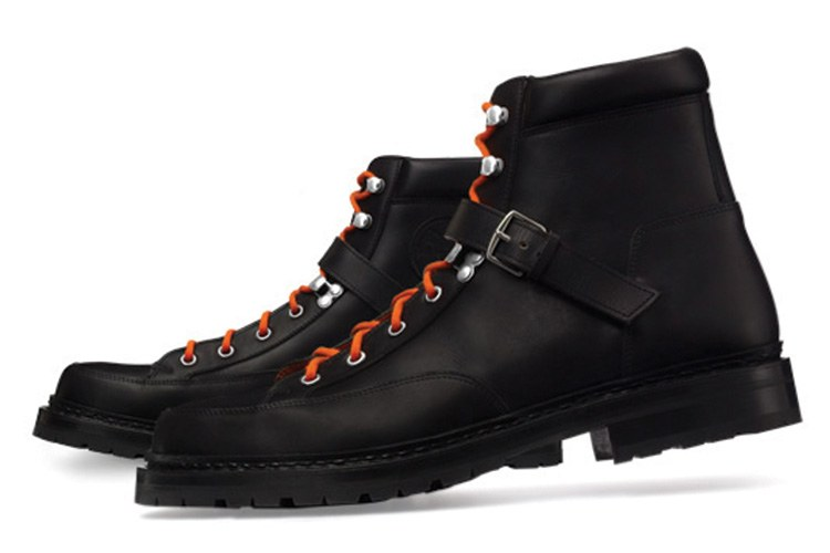 Hermès Hiking Boots