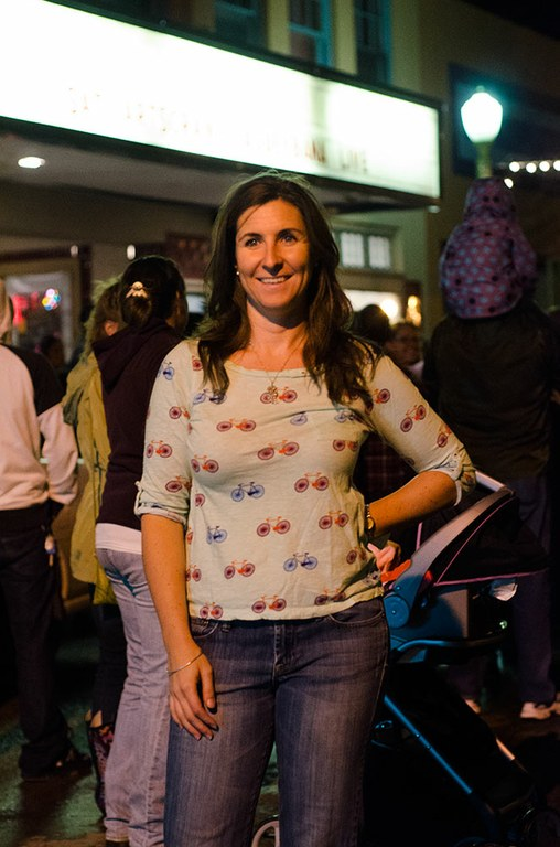 """I love it when I see locals interacting with someone in the outdoor community, boasting about the assets we have.""  –Lindsay Mapes, owner of Zia Rides, a Gallup-based bike race promoter."