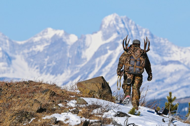 A mule deer hunter in Montana, where license revenue is down 8 percent from five years ago, and fee discounts for senior citizens and veterans may be decreased.