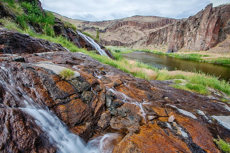 The Owyhee Canyons of southeast Oregon is one of several areas across the West where President Obama could create national monuments that already have local support.