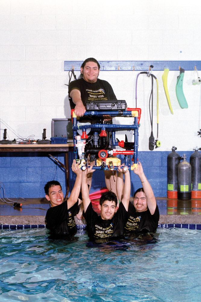 underdog roboticists  u2014 high country news
