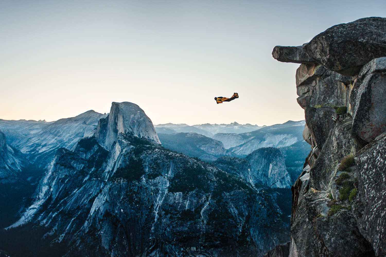 Deaths renew calls for national parks to rescind BASE jumping bans