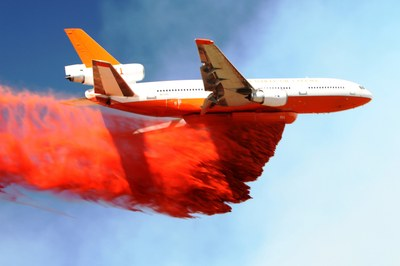 Is aerial firefighting worth it?