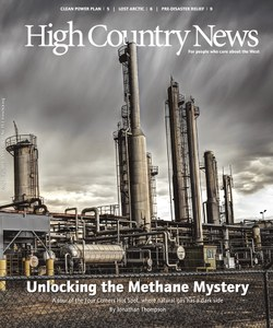 Unlocking the Methane Mystery
