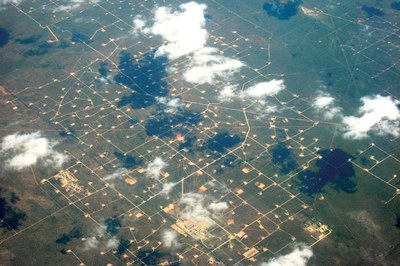 Tracking energy's 'fugitive emissions,' from above