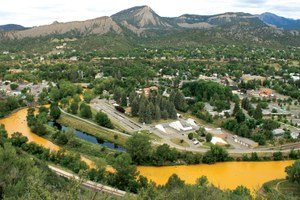 The Animas spill, Nevada gold mines and a shrinking Salt Lake.