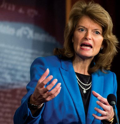 The rise of Lisa Murkowski