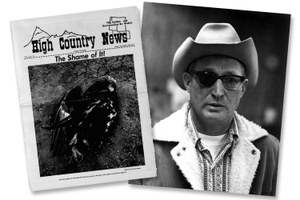 High Country News: Origins