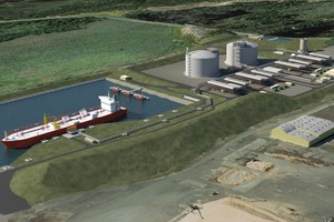 The Latest: Coos Bay natural gas terminal moves ahead