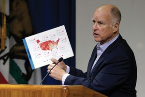 Why are environmentalists mad at Jerry Brown?