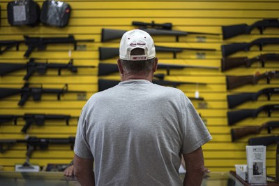 These are your state's gun laws
